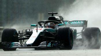 Hamilton pleaca din pole position in Marele Premiu al Ungariei! Cum arata grila de start