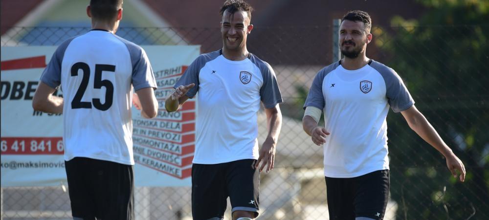 VIDEO // Budescu le-a aratat arabilor ce stie: gol fantastic, in vinclu, din lovitura libera! Gaman a marcat si el