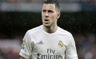 """""""Asta e suma! Platiti sau la revedere!"""" Chelsea i-a cerut Realului cea mai mare suma din istorie pentru transferul lui Hazard"""