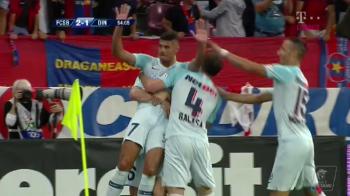 VIDEO // Derby ca in povesti: FCSB 3-3 Dinamo! Florinel Coman a marcat direct din corner, Dinamo a egalat in minutul 89