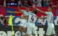 VIDEO // Derby ca in povesti: FCSB 3-3 Dinamo! Florinel Coman a marcat direct din corner, Dinamo a egalat in minutul 89