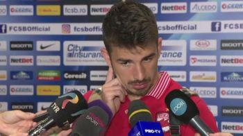"""""""Am fost un pic prostuti!"""" Ce le-a spus Bratu dinamovistilor in pauza derby-ului FCSB - Dinamo si de ce au pierdut cainii rosii"""