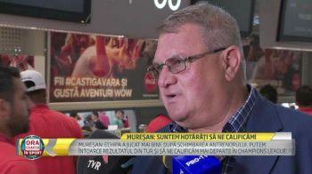 """""""Schimbarea antrenorului a adus un soc la echipa!"""" Muresan, despre sansele CFR-ului in returul cu Malmo"""