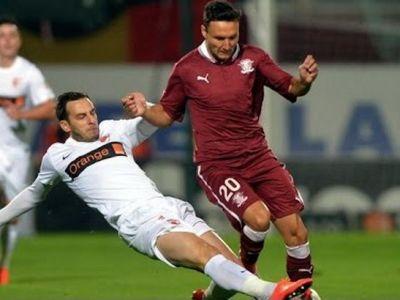 Un fost fotbalist la U Cluj si Rapid lasa fotbalul pentru afaceri la 29 de ani