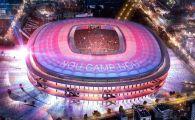 Barcelona vinde cu 300.000.000 euro numele stadionului Camp Nou! Arena urmeaza sa intre intr-un proces de modernizare si marire