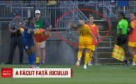 Neymar si Florin Tanase se uita si nu inteleg nimic: cum a reactionat aceasta fata dupa ce a primit o lovitura in plina figura // VIDEO
