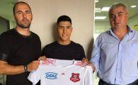 Un bolivian a ajuns in Liga I! Al 8-lea transfer facut de Hermannstadt, care vrea sa dea lovitura inca de la primul sezon