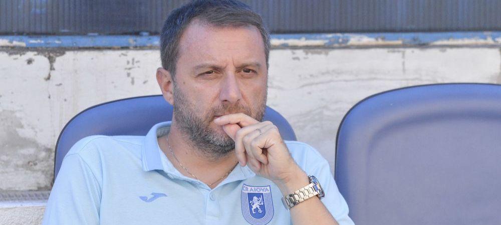 """""""Nu reusesc sa imi revin dupa ultimul meci!"""" Scrisoarea lui Mihai Rotaru pentru suporterii Craiovei, intr-un moment de criza la club"""