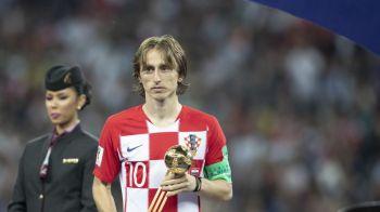 Un nou CUTREMUR la Real Madrid! Dupa Ronaldo, si Modric poate sa plece! Ce GIGANT vrea cel mai bun jucator de Mondial