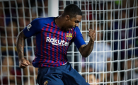 Malcom a reusit primul gol la Barca! Roma a invins-o pe Barcelona, Real Madrid a pierdut cu Man United. VIDEO