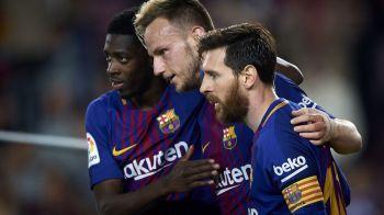 Barcelona vrea un jucator de la Liverpool! Catalanii, aproape de o mutare surpriza
