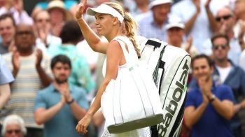 Probleme mari pentru Caroline Wozniacki! A sperat pana in utlima clipa ca poate juca | Daneza, OUT de la Citi Open