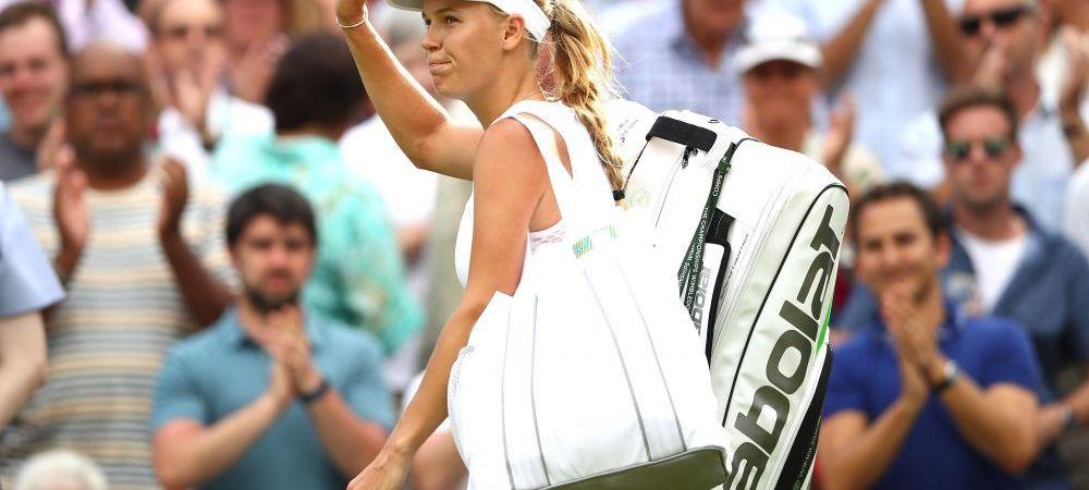 Probleme mari pentru Caroline Wozniacki! A sperat pana in utlima clipa ca poate juca   Daneza, OUT de la Citi Open