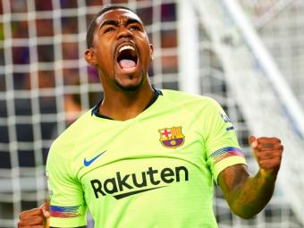 """RAZBUNAREA celor de la AS Roma dupa ce Barcelona le-a """"suflat"""" pe Malcom! Au modificat in PAINT echipa de start a Barcei: cum arata :))"""
