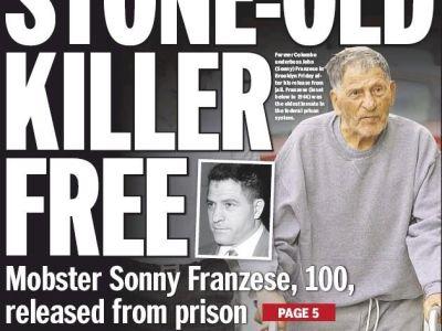 """Unul dintre cei mai mari criminali din istorie tocmai ce a iesit din puscarie la 100 de ani! """"Am omorat multi oameni, si nu ma refer la 4-5-6"""""""