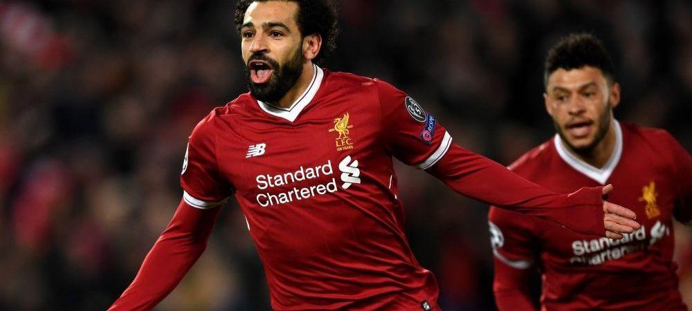 CUTREMUR in Galaxie! Atac urias al lui Real pentru Salah. Raspunsul primit de Perez