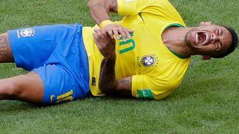 Neymar a primit BANI ca sa-si ceara scuze pentru simulari! Suma URIASA incasata pentru un simplu mesaj