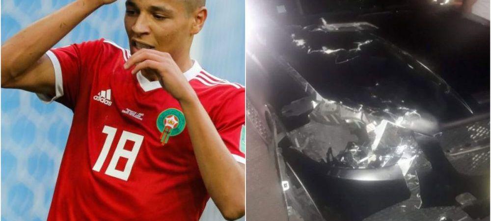 Ce pedeapsa a primit fotbalistul din nationala Marocului care a UCIS un om dupa Mondial!