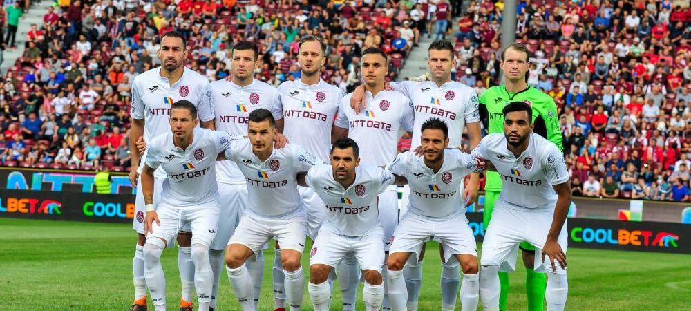 MALMO - CFR CLUJ 1-1 // Ce urmeaza pentru campioana Romaniei dupa eliminarea din UCL. Peste cine da in Europa League