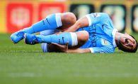 SOC pentru un fost jucator de la Man City! A fost suspendat pentru 6 luni de UEFA, la Apel i-a fost TRIPLATA pedeapsa! Ce s-a intamplat