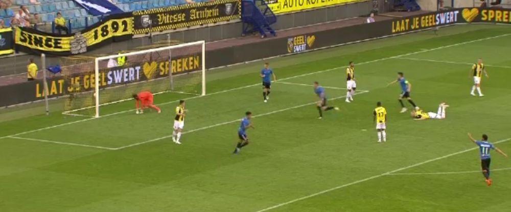 VITESSE - VIITORUL 3-1 | Echipa lui Hagi, eliminata din Europa League! Ianis Hagi a ratat doua mari ocazii, Mladen A GAFAT INCREDIBIL