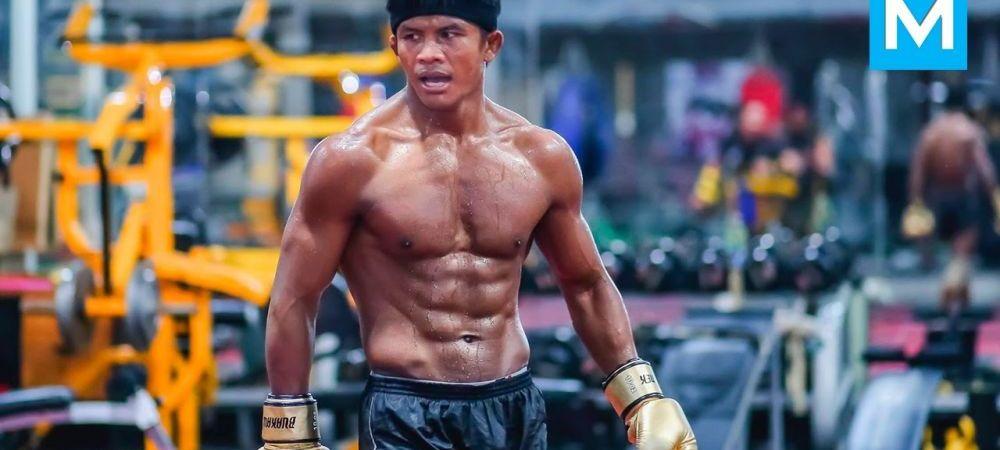Cu ce a ajuns sa se ocupe legendarul Buakaw la 36 de ani, dupa 300 de meciuri in ring!