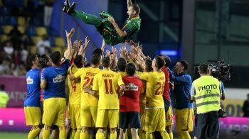 Analiza / Romania vs. Serbia, dupa numarul de jucatori in primele 5 campionate din Europa