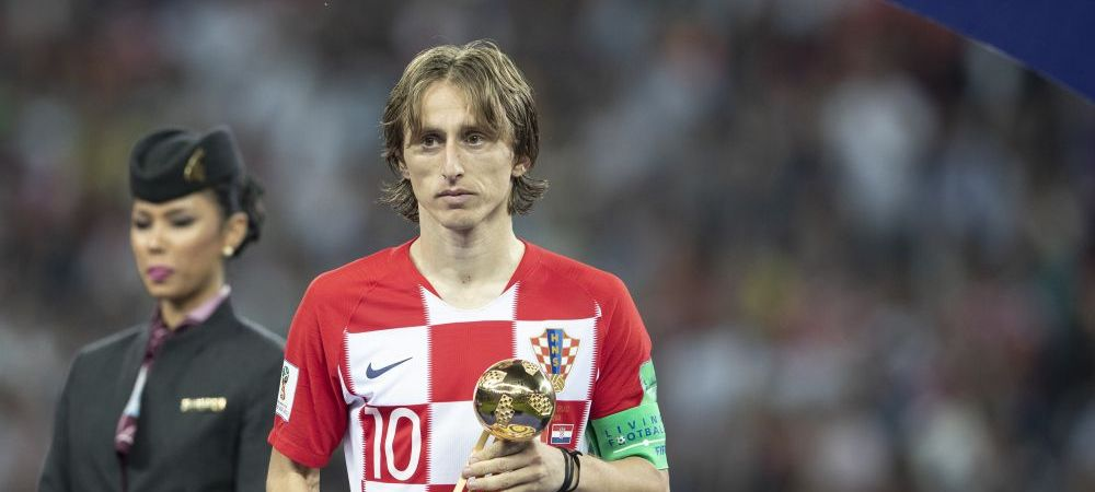 Inca o plecare URIASA de la Real Madrid? Perez i-a gasit inlocuitor si lui Modric: un fost jucator al Barcelonei, primul pe lista