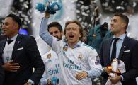 """LA cat s-a ajuns! Suma IREALA ceruta de REAL pentru transferul lui Modric la Inter! Perez: """"Doar asa pleaca!"""""""