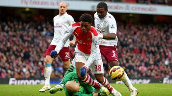 Asta da cadou! Razvan Lucescu a primit un jucator de la Arsenal dupa ce a distrus-o pe Basel in preliminariile UCL!