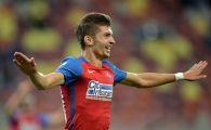 FCSB - RUDAR | VIDEO: Tanase, la primul gol al sezonului! Atacantul a transformat fara emotii de la 11 metri