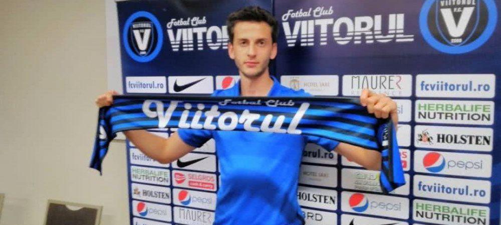 OFICIAL | Hagi a anuntat un transfer dupa eliminarea din Europa! A luat un jucator trecut pe la juniorii Barcei, CSKA si Lokomotiv Moscova
