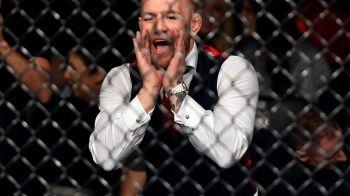OFICIAL! Conor McGregor revine in ring pe 6 octombrie! Cu cine lupta dupa ce a facut 100 de milioane cu Mayweather