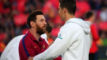 Singurii jucatori care au evoluat atat cu Cristiano Ronaldo, cat si cu Leo Messi la club! Unul dintre ei s-a retras de 5 ani