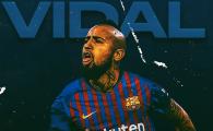 Arturo Vidal la Barca | Bayern a dezvaluit MOTIVUL pentru care l-a vandut pe mijlocas! Anuntul facut de campioana Germaniei