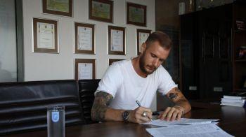 Universitatea Craiova a anuntat un nou transfer de top! Ce jucator adus din Italia a semnat in urma cu putin timp