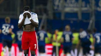 """SOC pentru 50.000 de fani ai lui Hamburg la primul meci in liga secunda: """"Treziti-ne cand se termina cosmarul!"""" Ce s-a intamplat"""