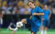 Real Madrid a luat decizia FINALA in privinta lui Modric! Ce se intampla dupa oferta primita de la Inter Milano