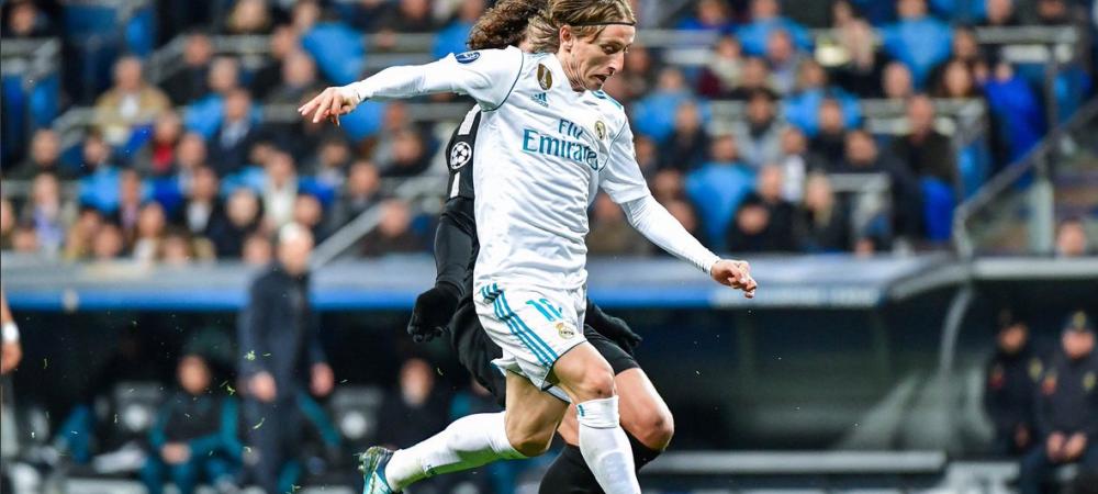 La fel ca Ronaldo! Intelegerea SECRETA a lui Modric cu Real Madrid. Urmeaza inca un soc URIAS pe Bernabeu