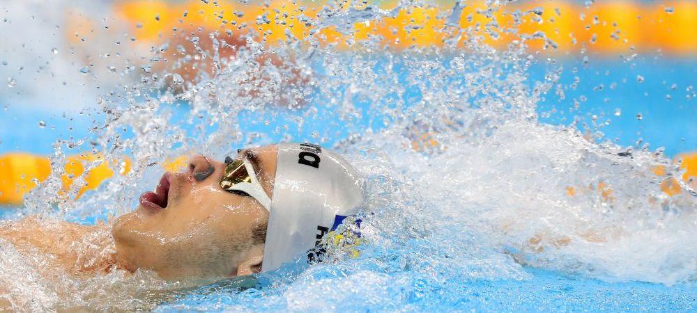 ROBERT GLINTA, VICECAMPION EUROPEAN! Romanul a cucerit argintul la proba de 50 de metri spate!