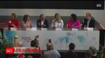 HALEP ROGERS CUP | Canadenii i-au dat de baut Simonei!:) Bute a fost bodyguardul de lux al romancei la Montreal