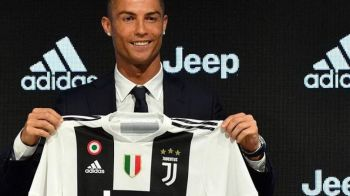 RONALDO-MANIA la Juventus! A stabilit 2 recorduri fara ca macar sa debuteze pentru Juve! Performanta pe care nu a reusit-o la Real Madrid