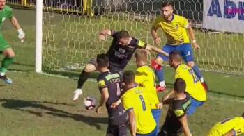 Gol FABULOS marcat de atacantul dorit de FCSB! Blanaru a inscris MAGIC, cu calcaiul! Faza care-l face pe Becali sa scoata banii
