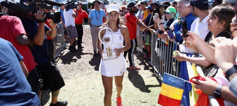 BUZARNESCU urca in top 20 WTA dupa victoria de la San Jose! Halep conduce detasat! Cum arata lupta MONDIALA!