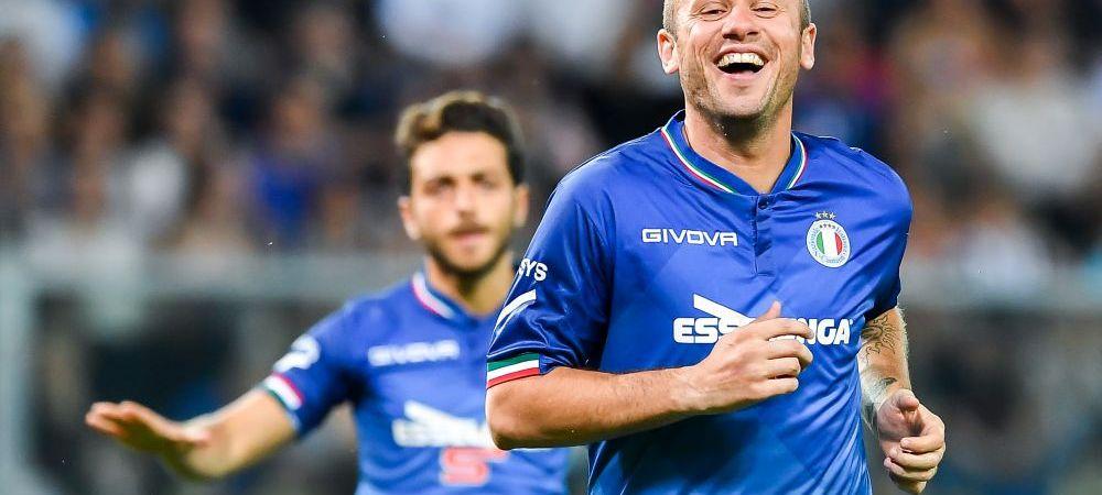 """Cassano, anuntul verii in Europa: """"Vorbesc cu impresarul meu, face MINUNI!"""" Vrea sa revina pe teren: """"Pot face diferenta, sunt putini fotbalisti de calitate in Serie A"""""""