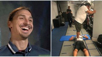 """Zlatan loveste din nou: """"Cand agentul tau incearca sa stoarca si ultimul ban de la tine!"""" FOTO"""