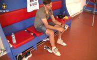 FCSB: Rusescu, inapoi acasa! Cum a reactionat Raul cand a intrat in vestiarul ros-albastrilor. Prima zi a fost FILMATA. VIDEO