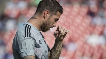 "BOMBA la Real Madrid: Ramos a anuntat in cat timp se retrage! ""Va las banderola, Nacho, Carva"""