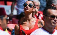 Cea mai frumoasa sotie de fotbalist este o romanca! Sotul ei tocmai a fost transferat pe 20 de milioane la o echipa URIASA