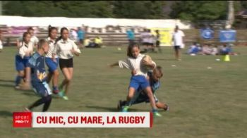 Duel neobisnuit la rugby! Ce s-a intamplat la Timisoara